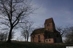 église Sindelsberg, Bas-Rhin, Sisley