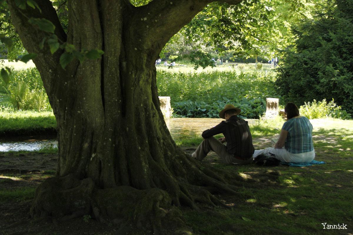 Charmes de Mottisfont Abbaye,Angleterre Yannick Morhan
