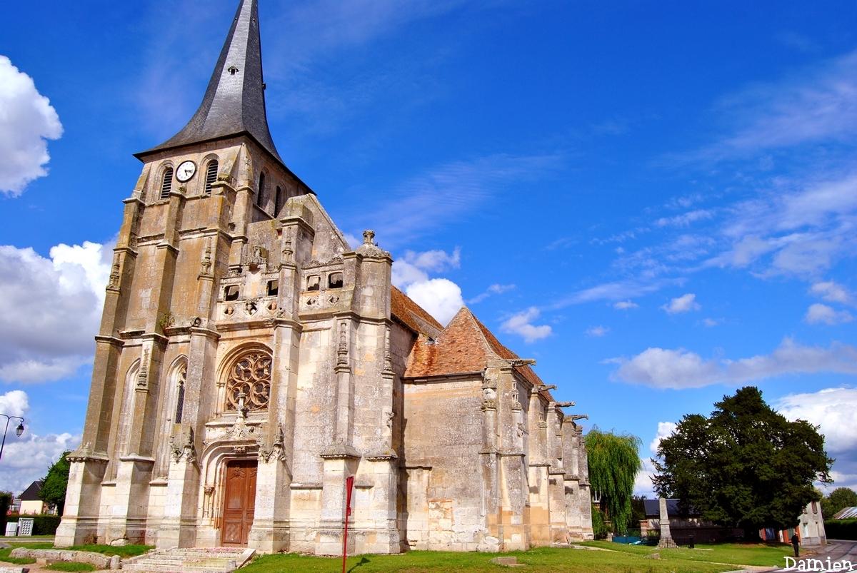 If St Aubin d'Escroville Levillain Damien (3)