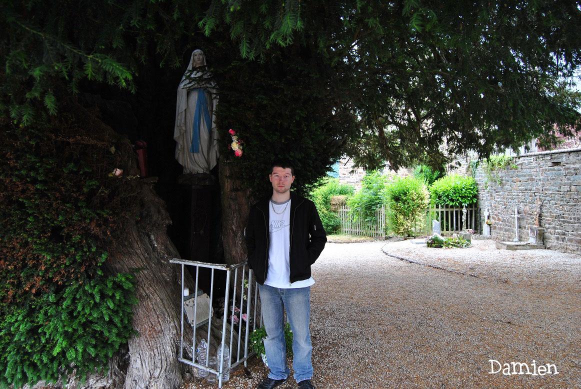 If de Saint Rémy Calvados, Damien Levillain (2)