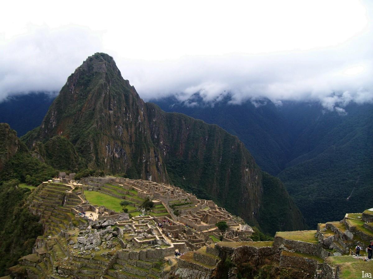 Machu Picchu © Isa