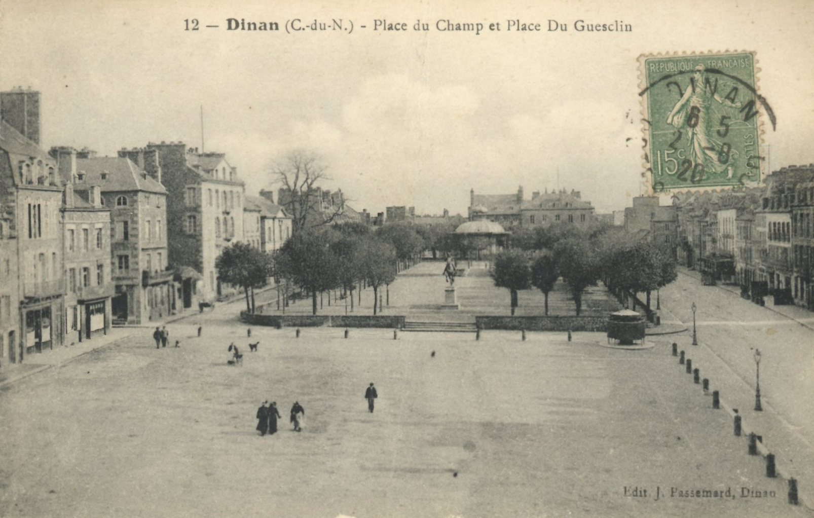 Place Duguesclin 2