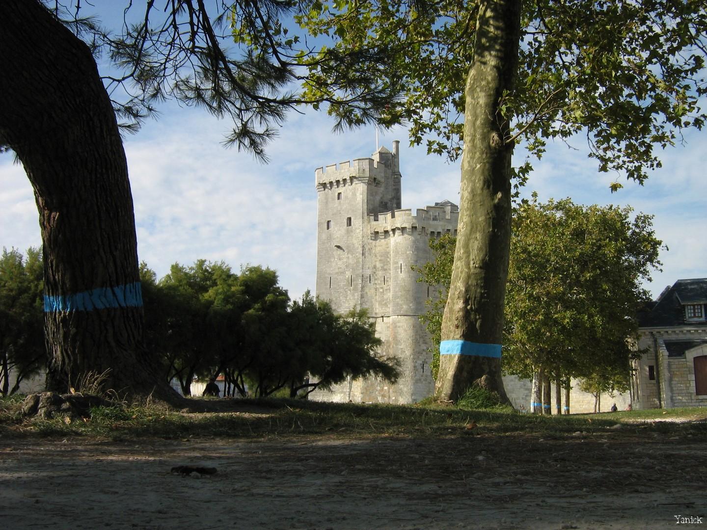 Xynthia-  La Rochelle - Tour Saint Nicolas