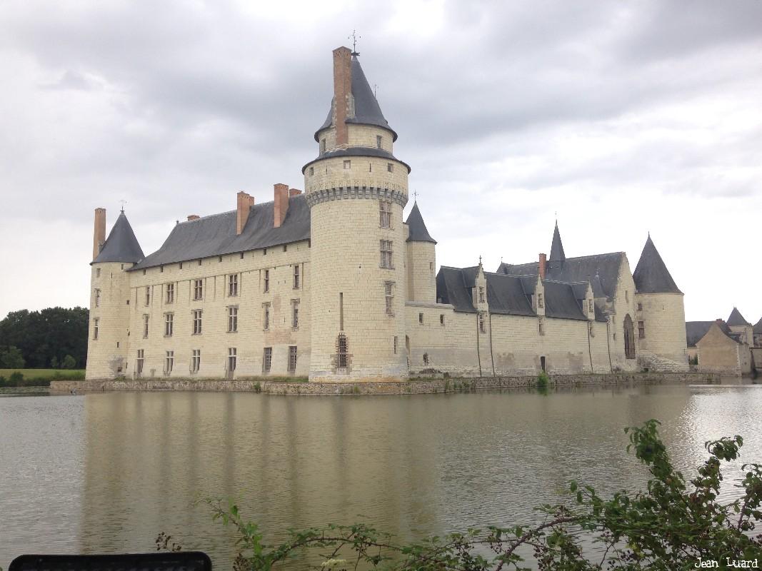 arbres château du Plessis-Bourré, Maine et Loire, Jean Luard (1)