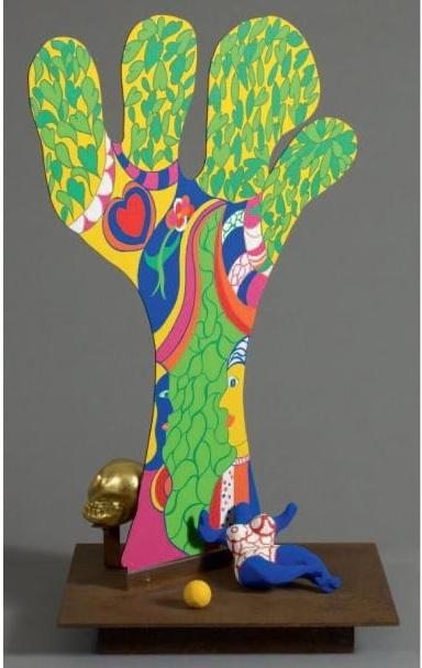 niki saint phalle- l arbre de la liberté