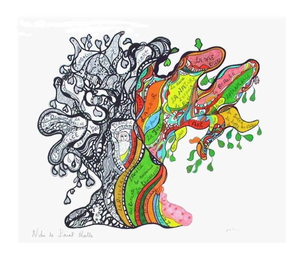 niki saint phalle- l arbre de la vie
