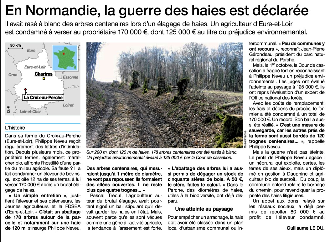 Ouest France - 24 01 2015